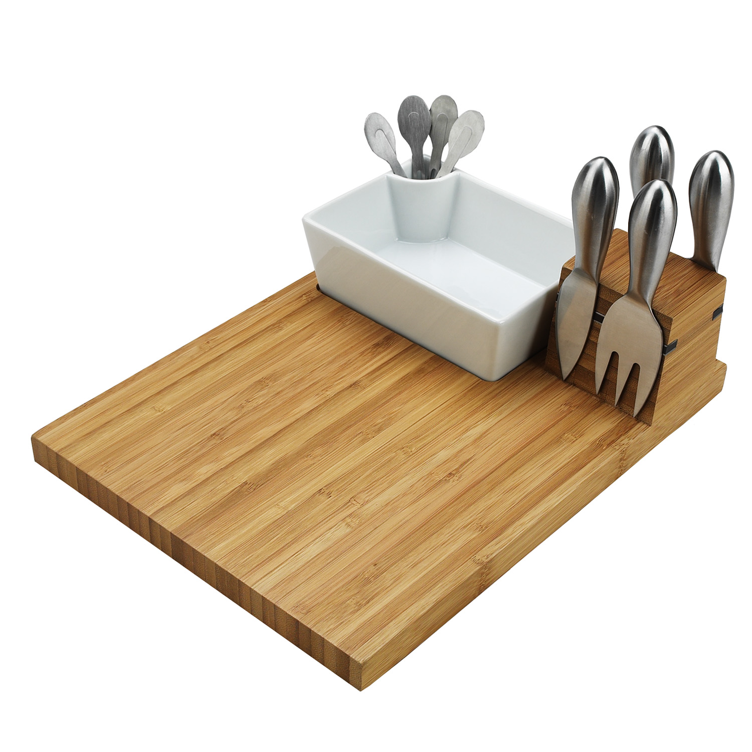 The Buxton cheese board set