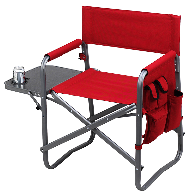 Directors Chair And Table Set: Product Features
